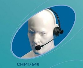 ENTEL CHP1/640 light weight single earpiece headset