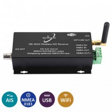 QUARK-ELEC QK-A024 AIS RECEIVER WITH NMEA MULTIPLEX + WIFI