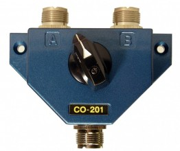 Coaxial Switch CO-201 PL
