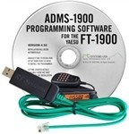 ADMS-1900 Programming Software and USB-29F cable for the Yaesu FT-1900