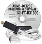 ADMS-DX1200 Programming Software and USB-63 for the Yaesu FT-DX1200