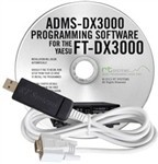 ADMS-DX3000 Programming Software and USB-63 for the Yaesu FT-DX3000