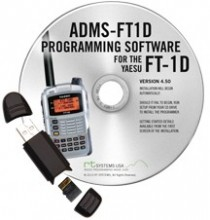 ADMS-FT1D software met Micro SD Kaart en USB lezer