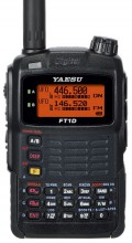 YAESU FT-1DE DUAL BAND DIGITAL HANDHELD TRANSCEIVER