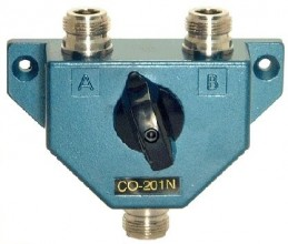 Coaxial Switch Co-201 N Connector