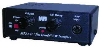 MFJ-552 2-METER CW INTERFACE