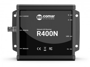 COMAR R400N NETWORK AIS RECEIVER WITH ETHERNET