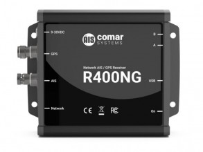 COMAR R400NG NETWORK AIS RECEIVER WITH ETHERNET