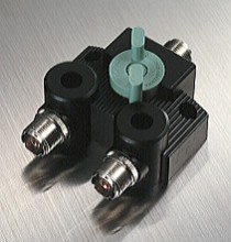 DIAMOND COAXIAL SWITCH CX-210A PL
