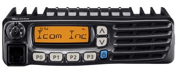 IC-F5022 Mobile Transceiver - VHF