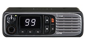 IC-F5400DS IDAS VHF Digitale transceiver