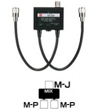MX-62 HF and 6m/2m and 70cm duplexer 1 x SO-239 & 2 x PL-259