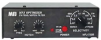 MFJ-722B FILTER, CW/SSB AUDIO FILTER 2/NOTCH, AUDIO AMP